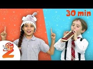 Sing-A-Long Kids Collection | Zouzounia TV