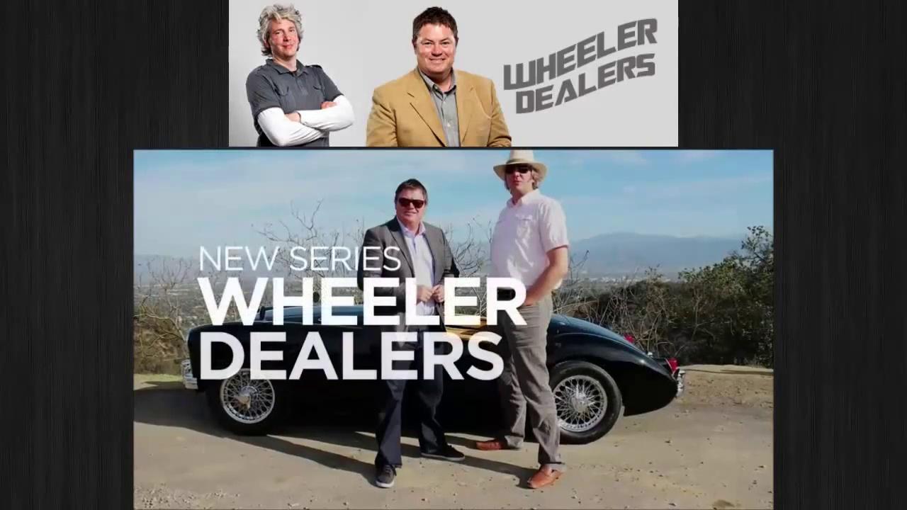 Wheeler Dealers S12 E1 Pontiac GTO