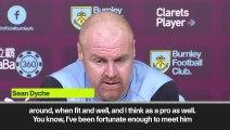 (Subtitled) 'Spurs title tilt not all on Kane' - Dyche