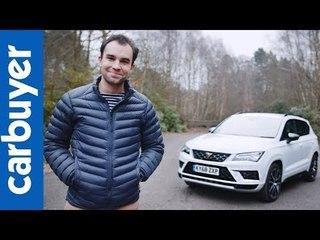 Cupra Ateca SUV 2019 in-depth review - Carbuyer