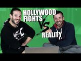 Hulk and John Wick VS Reality Feat.MMA Head coach