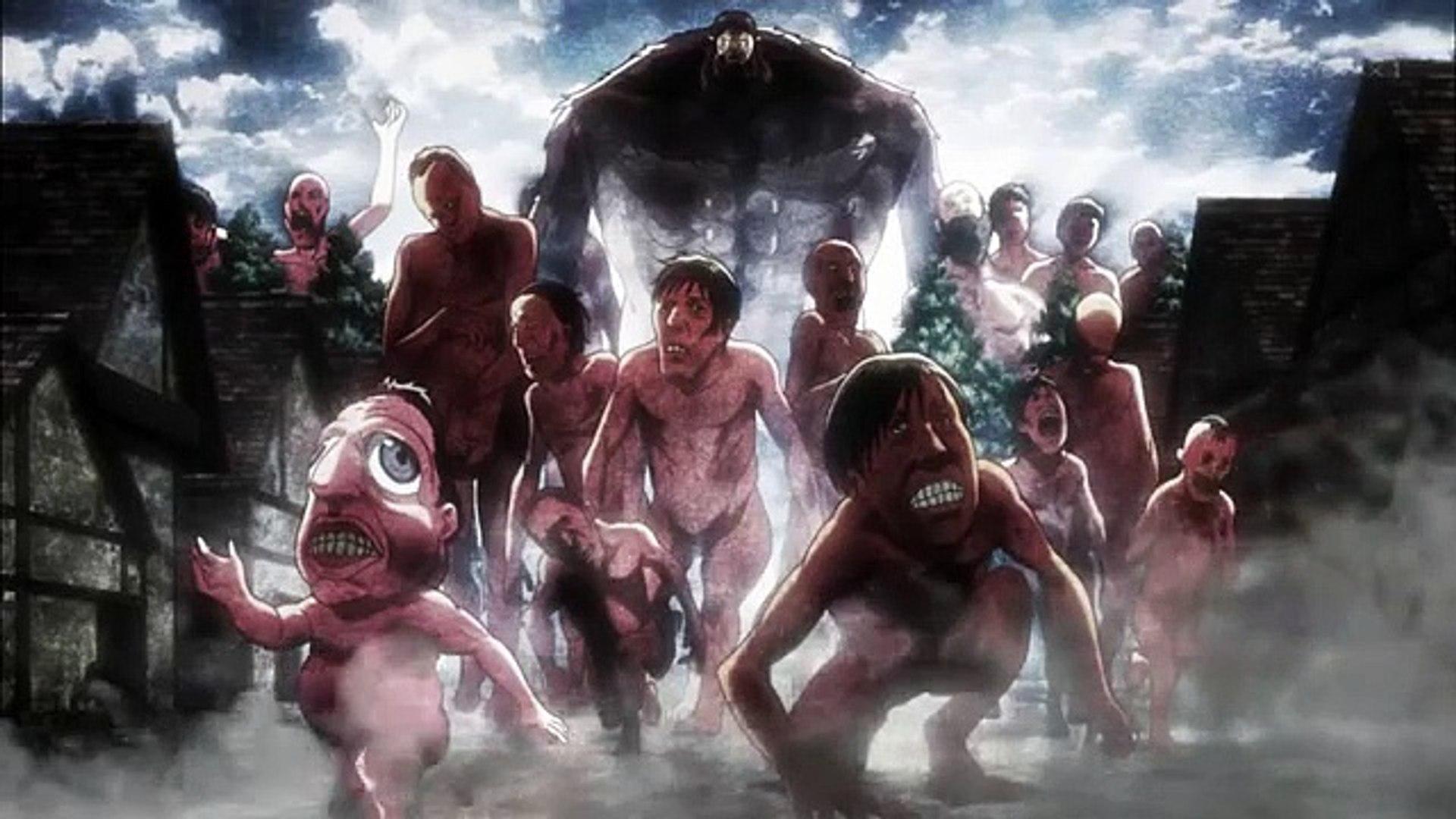 Attack On Titan Season 2 Ost Apetitan Beast Titans Theme Video Dailymotion