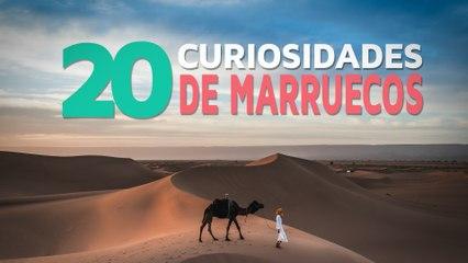 20 Curiosidades de Marruecos | El país de los sentidos