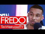 Fredo on Third Avenue, his drip, focusing on music, track for his mum, tour - Westwood