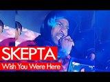 Skepta - world premiere track addressing Wiley #WishYouWereHere Westwood