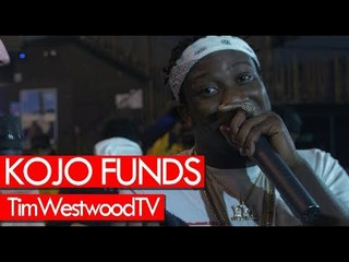Kojo Funds turnt up sell out London show, talks Wizkid, Ghana & Nigeria - Westwood