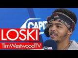 Loski on drill, new Mad Move mixtape & tour, Drake, Boasy - Westwood