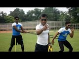 Resistance Catching Drills with Chinmoy Roy