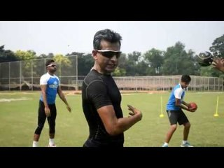 Cricket Strength Training with Chinmoy Roy | Cricket World TV