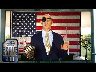 Spy School: Series 2, Episode 13 (Clip)   ZeeKay