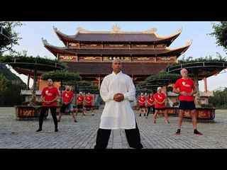 Tai Chi and Wing Chun Training Ninh Bình in Vietnam | Master Wong