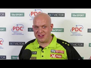 Michael van Gerwen: I Need To Get Out Of My Holiday Mode... | 10-5 win over Jonny Clayton