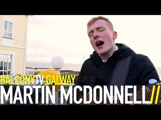 MARTIN MCDONNELL - WORDS I CANNOT FIND (BalconyTV)