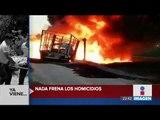 Toma clandestina provoca incendio en Puebla | Noticias con Ciro Gómez Leyva