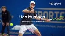 Ugo Humbert, la relève du tennis français ?