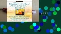 The Signet Book of American Essays (Signet Classics)