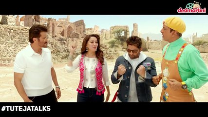 Total Dhamaal Movie Review | Ajay | Anil | Madhuri | Indra Kumar #TutejaTalks