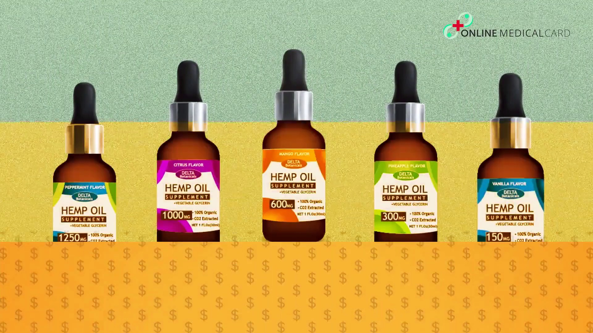 Medicate effectively without any side-effects with Delta Botanical CBD oil