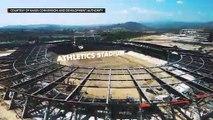 SEA Games 2019: New Clark City construction 'ahead of schedule'