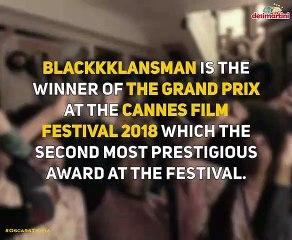 Oscars 2019 Facts: Best Picture Nominee BLACKkKLANSMAN