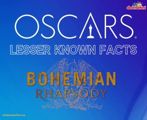 Oscars 2019 Facts: Best Picture Nominee BOHEMAIN RHAPSODY