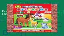 Preschool Stickers (Sticker Workbooks)