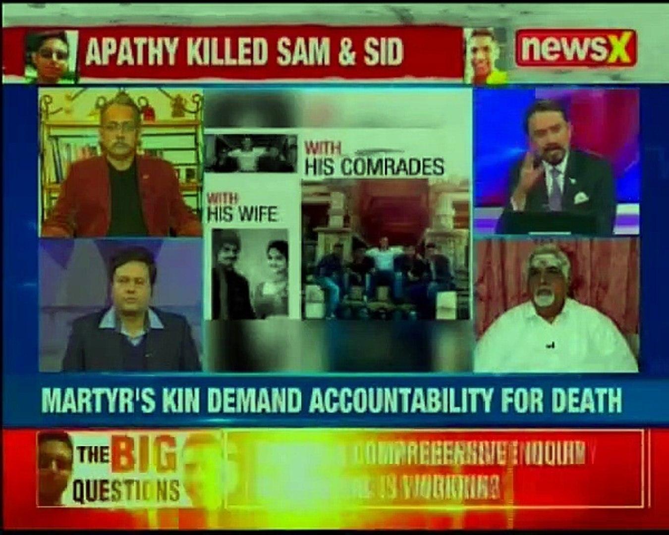 India against flying coffins, kin appeal for proper probe into crash; which neta will save the IAF_