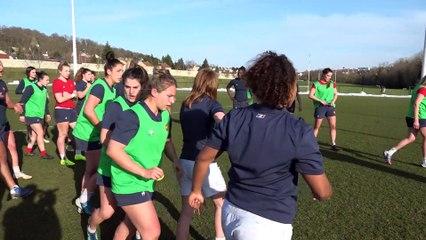 XV de France féminin : Cap sur le Nord !