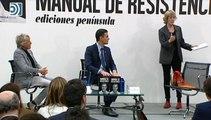 """Pedro Sánchez presenta su libro más personalista: """"Mi historia es la segunda oportunidad, me caí y me volví a levantar"""""""