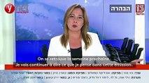 """""""Ils reviennent transformés en animaux. C'est le résultat de l'occupation"""" : une journaliste israélienne critique les soldats de Tsahal en plein direct"""