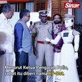 RoboCop wanita pertama di IPD Kerala