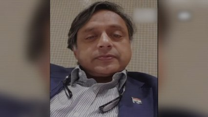 'Not playing Pakistan in World Cup worse than surrender': Shashi Tharoor