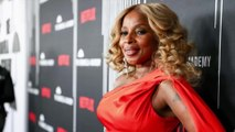 Mary J. Blige wants a man who makes more money than her