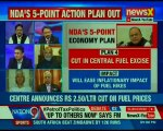 Petrol GDP war Centre announces Rs. 2.50L cut on Fuel Prices; What's to worry GDP wise