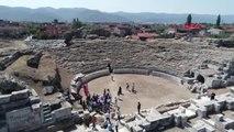 İznik'teki Tarihi Roma Tiyatrosu, 10 Yıldır Kapalı