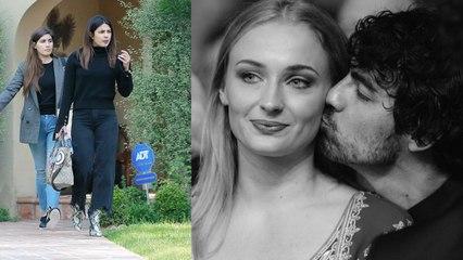 Priyanka Chopra, Nick Jonas attend Sophie Turner's birthday party