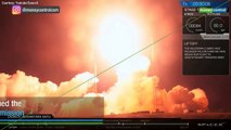 SpaceX rocket launched carrying Israel's first lunar lander