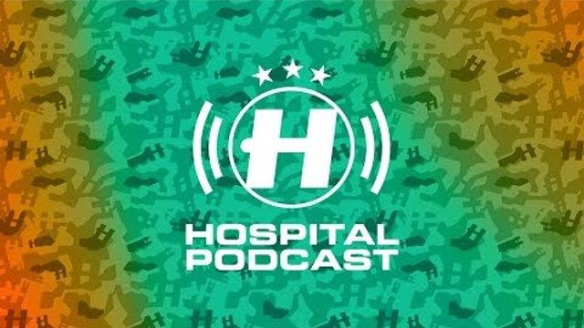 Hospital Podcast 383 with London Elektricity