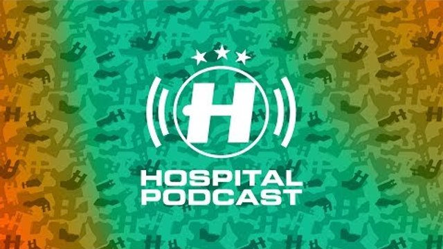Hospital Podcast 383 with London Elektricity