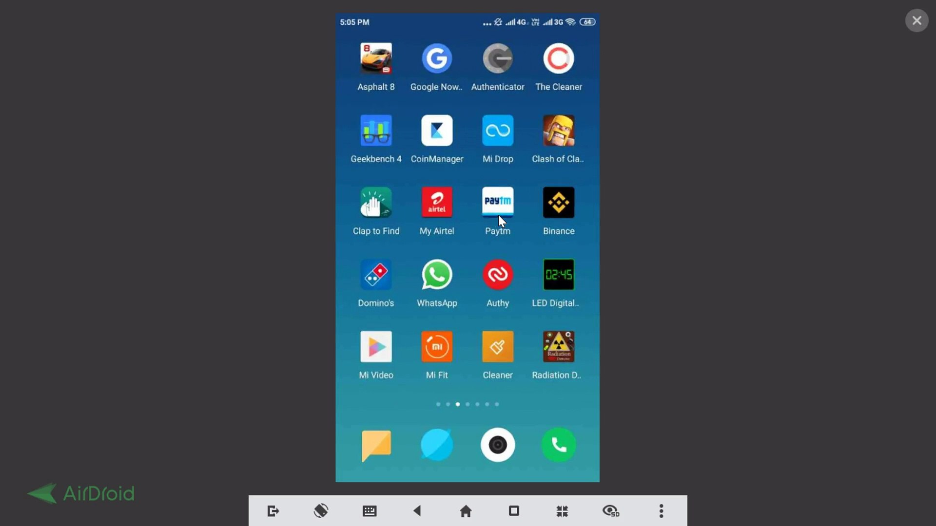 How to Enable Navigation Bar Buttons on MIUI 10 without Root Access(Redmi  Note 4)?