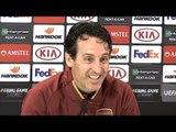 Unai Emery & Laurent Koscielny Full Pre-Match Press Conference - Arsenal v BATE - Europa League