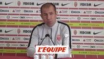 Jardim «Tout le monde connait la qualité de Lyon» - Foot - L1 - Monaco