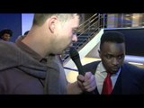 Femi Oyeniran Interview for iFILM LONDON / DEMONS NEVER DIE OFFICIAL PREMIERE