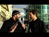 ON THE BOARDWALK WITH EDDIE HEARN (INTERVIEW) / FOR iFILM LONDON / FROCH v WARD
