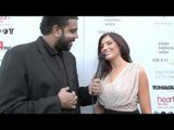 Nicola Goodger (The Only Way Is Essex) Interview for iFILM LONDON / ESSEX FASHION WEEK