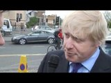INTERVIEW WITH BORIS JOHNSON (MAYOR OF LONDON) FOR iFILM LONDON / ELECTION EXCLUSIVE 2012