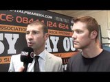 LUCIAN BUTE INTERVIEW FOR iFILM LONDON / FROCH v BUTE FINAL PRESS CONFERENCE