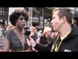 LASHANA LYNCH INTERVIEW FOR iFILM LONDON / FAST GIRLS WORLD PREMIERE