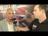 CHRIS EVANGELOU INTERVIEW FOR iFILM LONDON / LONDON CALLING PRESSER / EVANGELOU v CONNOR