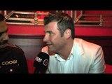 JOE CALZAGHE INTERVIEW FOR iFILM LONDON / GARETH THOMAS DVD LAUNCH @ SUGAR HUT